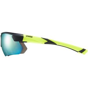 UVEX Sportstyle 221 Occhiali ciclismo giallo/nero